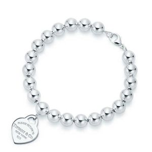 TIFFANY & CO HEART TAG BRACELET